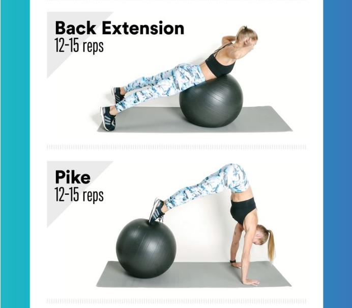 Esercizi per prevenire la lombalgia - Goal Fitness